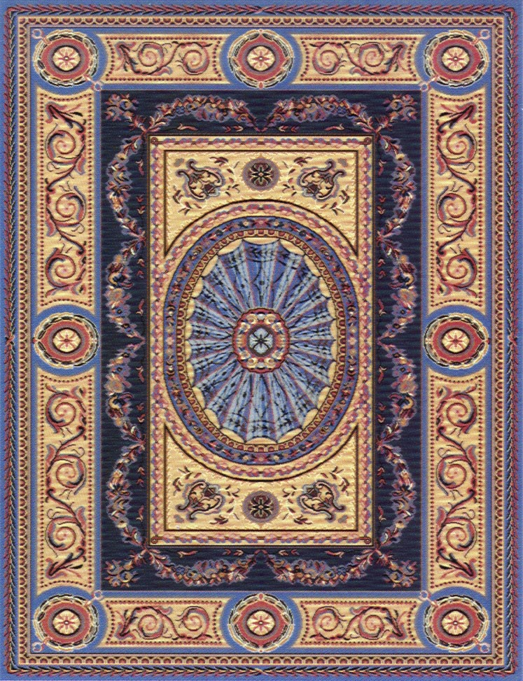 Blue Area Rugs | Overstock.com: Buy 7x9 - 10x14 Rugs, 5x8 - 6x9